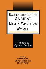 Boundaries of the Ancient Near Eastern World