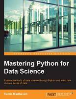 Mastering Python for Data Science PDF