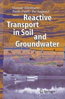 Reactive Transport in Soil and Groundwater PDF