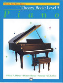 Alfred's Basic Piano Library - Theory Book 5