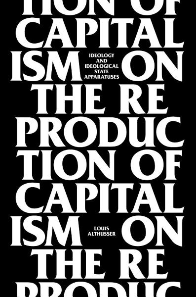 Download On the Reproduction of Capitalism Book