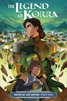 The Legend of Korra  Ruins of the Empire Part Two PDF