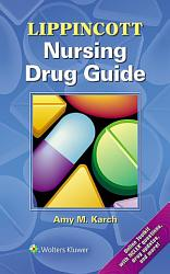 Lippincott Nursing Drug Guide Book PDF