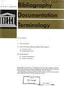 Bibliography  Documentation  Terminology PDF