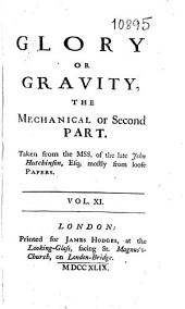 Glory Or Gravity: The Mechanical Or Second Part