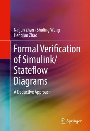 Formal Verification of Simulink Stateflow Diagrams