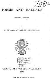 Poems and Ballads: Volume 2