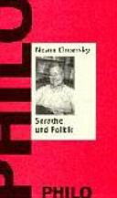 Sprache und Politik PDF