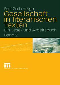 Gesellschaft in literarischen Texten PDF