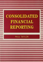 Consolidated Financial Reporting PDF