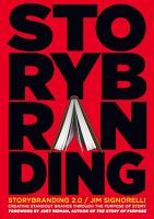 StoryBrandingTM 2 0  Second Edition  PDF