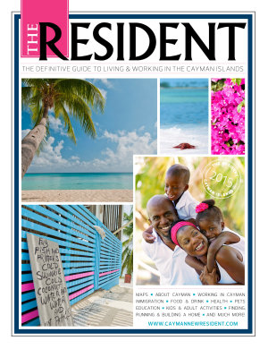 The Resident 2015  Cayman Islands