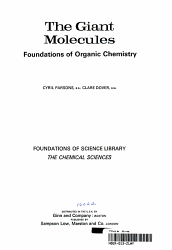 The Giant Molecules  Foundations of Organic Chemistry PDF