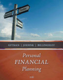Personal Financial Planning PDF