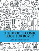 The Doodle Comic Book for Boys 2