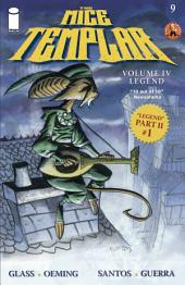 The Mice Templar IV: Legend #9