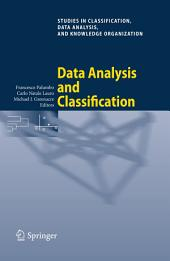 Data Analysis and Classification: Proceedings of the 6th Conference of the Classification and Data Analysis Group of the Società Italiana di Statistica