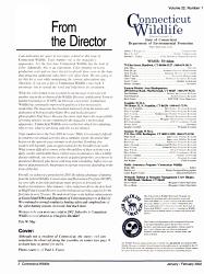 Connecticut Wildlife PDF
