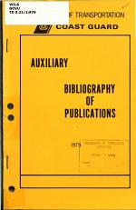 Bibliography of Publications