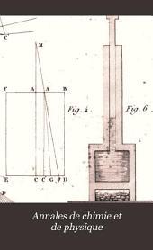 Annales de chimie et de physique: Volume9
