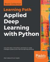 Applied Deep Learning with Python PDF