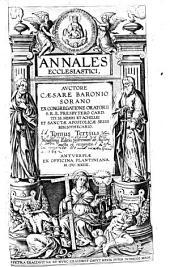 Annales ecclesiastici: Volume 3