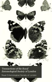 Transactions of the Royal Entomological Society of London: Volume 41; Volume 1893