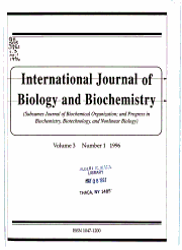 International Journal of Biology and Biochemistry PDF