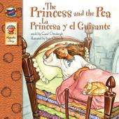 The Princess and the Pea, Grades PK - 2: La Princesa y el Guisante