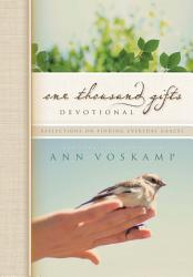 One Thousand Gifts Devotional Book PDF