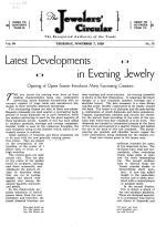 The Jewelers' Circular