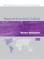 Regional Economic Outlook, November 2006: Western Hemisphere