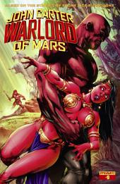 John Carter: Warlord of Mars #9
