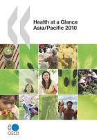 Health at a Glance  Asia Pacific 2010 PDF