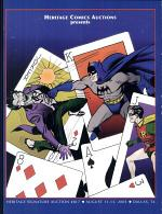 Heritage Comics Auctions, Dallas Signature Auction Catalog #817