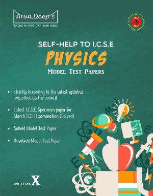 Self Help to ICSE Sample Question Papers Class 10 Physics  For 2021 Examinations  PDF