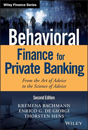 Behavioral Finance for Private Banking PDF