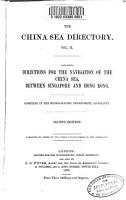 The China Sea Directory PDF