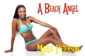 A Beach Angel (Interracial BW/WM Billionaire Erotic Romance)