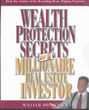 Wealth Protection Secrets of a Millionaire Real Estate Investor PDF