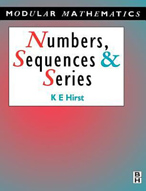 Numbers  Sequences and Series