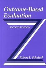 Outcome Based Evaluation PDF