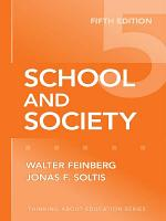School and Society  5th Edition PDF