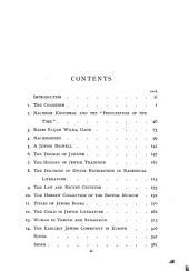 Studies in Judaism: Volume 1