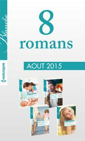 8 romans Blanche (no1230 à 1233 - août 2015): Harlequin Collection Blanche