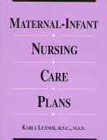 Maternal infant Nursing Care Plans PDF