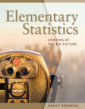 Elementary Statistics  Looking at the Big Picture PDF