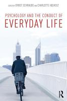 Psychology and the Conduct of Everyday Life PDF