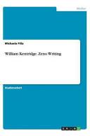 William Kentridge  Zeno Writing PDF
