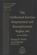 The Uniformed Services Employment and Reemployment Rights Act PDF